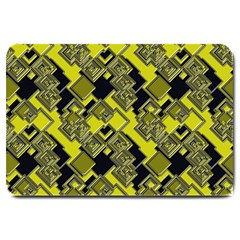 Seamless Pattern Background Large Doormat