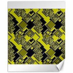 Seamless Pattern Background Canvas 11  X 14