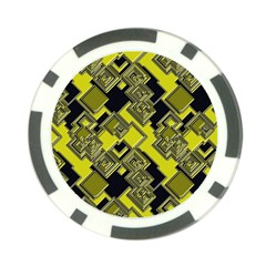 Seamless Pattern Background Poker Chip Card Guard