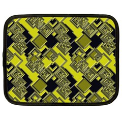 Seamless Pattern Background Netbook Case (large)