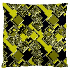 Seamless Pattern Background Large Cushion Case (one Side)
