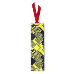 Seamless Pattern Background Small Book Marks