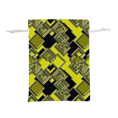 Seamless Pattern Background Lightweight Drawstring Pouch (m)