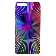Rays Colorful Laser Ray Light Apple Iphone 7/8 Plus Tpu Uv Case