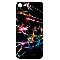 Lights Star Sky Graphic Night Iphone 7/8 Soft Bumper Uv Case