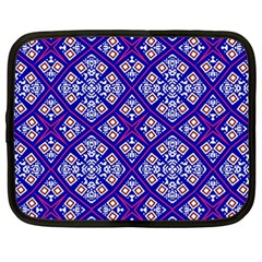 Symmetry Netbook Case (xxl) by Sobalvarro