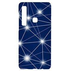 Network Technology Digital Samsung A9 Black Uv Print Case by HermanTelo