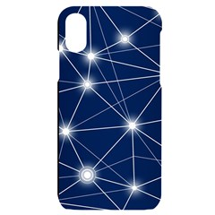 Network Technology Digital Iphone X/xs Black Uv Print Case