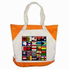 National Flags 1 Accent Tote Bag