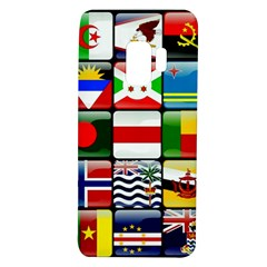 National Flags 1 Samsung Galaxy S9 Tpu Uv Case by ArtworkByPatrick