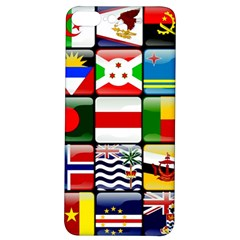 National Flags 1 Iphone 7/8 Plus Soft Bumper Uv Case by ArtworkByPatrick