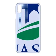 Logo Of Usda National Agricultural Statistical Service Iphone Xs Max Seamless Case (white) by abbeyz71