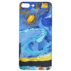 Painting Illustrations Vincent Van Gogh Iphone 7/8 Plus Soft Bumper Uv Case by Wegoenart