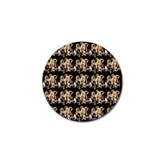 Aztec 5 Golf Ball Marker (10 Pack) by ArtworkByPatrick