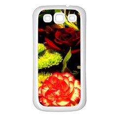 Flowers 1 1 Samsung Galaxy S3 Back Case (white) by bestdesignintheworld