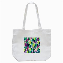 Leaves  Tote Bag (white) by Sobalvarro