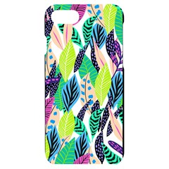 Leaves  Iphone 7/8 Black Uv Print Case by Sobalvarro