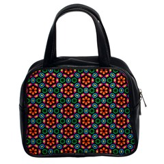 Pattern  Classic Handbag (two Sides) by Sobalvarro