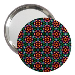Pattern  3  Handbag Mirrors by Sobalvarro
