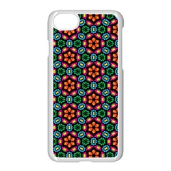 Pattern  Iphone 8 Seamless Case (white) by Sobalvarro