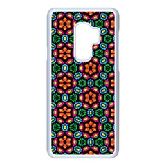 Pattern  Samsung Galaxy S9 Plus Seamless Case(white) by Sobalvarro