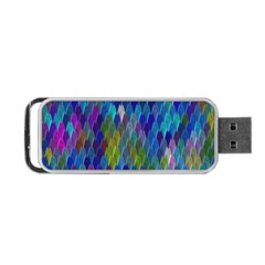 Background  Portable Usb Flash (two Sides) by Sobalvarro