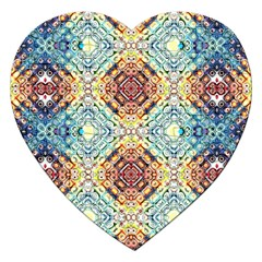 Pattern Jigsaw Puzzle (heart) by Sobalvarro
