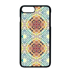 Pattern Iphone 7 Plus Seamless Case (black) by Sobalvarro