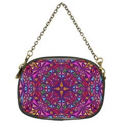 Kaleidoscope  Chain Purse (one Side) by Sobalvarro