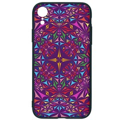 Kaleidoscope  Iphone Xr Soft Bumper Uv Case by Sobalvarro
