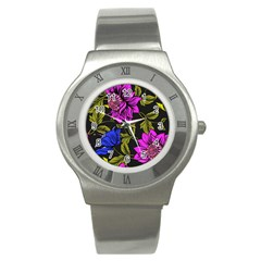 Botany  Stainless Steel Watch by Sobalvarro