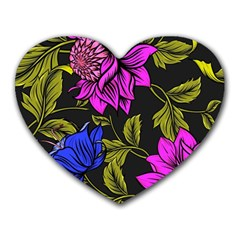 Botany  Heart Mousepads by Sobalvarro