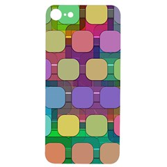 Pattern  Iphone 7/8 Soft Bumper Uv Case by Sobalvarro