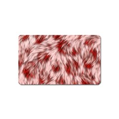 Abstract  Magnet (name Card) by Sobalvarro