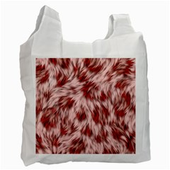 Abstract  Recycle Bag (two Side) by Sobalvarro