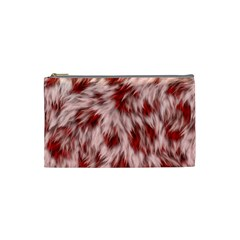 Abstract  Cosmetic Bag (small) by Sobalvarro