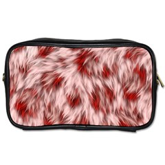 Abstract  Toiletries Bag (two Sides) by Sobalvarro