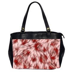 Abstract  Oversize Office Handbag (2 Sides) by Sobalvarro