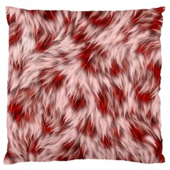 Abstract  Large Cushion Case (one Side) by Sobalvarro
