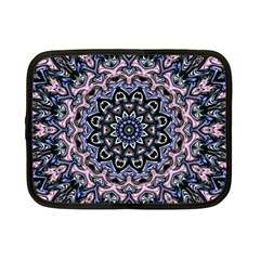 Background Kaleidoscope Abstract Netbook Case (small) by Wegoenart