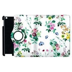 Leaves Apple Ipad 3/4 Flip 360 Case by Sobalvarro