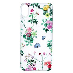 Leaves Iphone X/xs Soft Bumper Uv Case by Sobalvarro