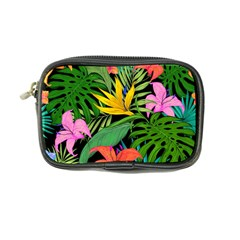 Tropical Greens Coin Purse by Sobalvarro
