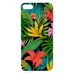 Tropical Greens Apple Iphone 7/8 Tpu Uv Case by Sobalvarro