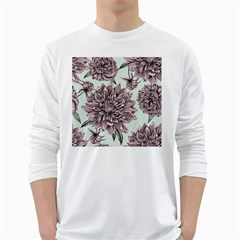 Flowers Long Sleeve T-shirt by Sobalvarro