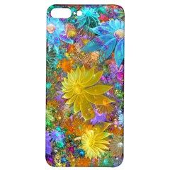 Apo Flower Power  Iphone 7/8 Plus Soft Bumper Uv Case by WolfepawFractals