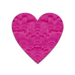 Love To One Color To Love Heart Magnet by pepitasart