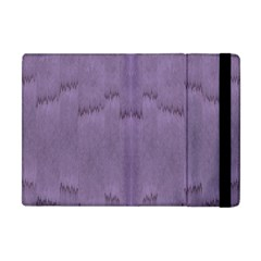 Love To One Color To Love Purple Apple Ipad Mini Flip Case by pepitasart