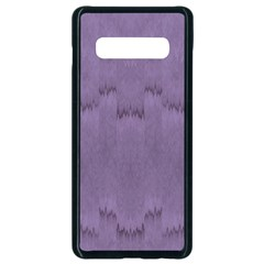 Love To One Color To Love Purple Samsung Galaxy S10 Plus Seamless Case (black)