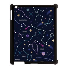 Space Wallpapers Apple Ipad 3/4 Case (black)